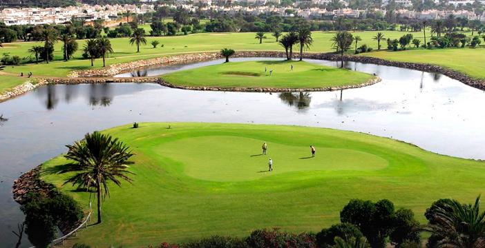 Golf en Almería