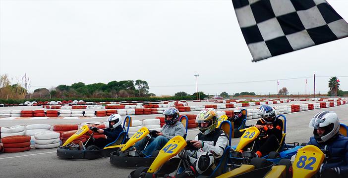 Karting en Almería