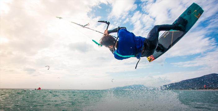 Kitesurf en Almería
