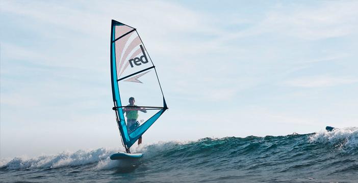 Windsurf en Almería