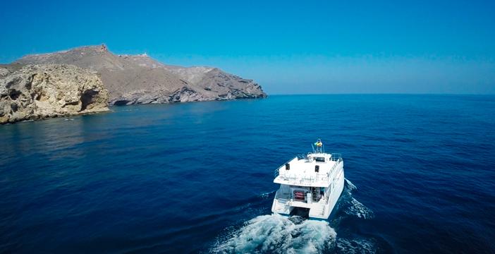 Catamarán Almería